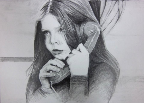 Nicoletta Elmi by edwood.zero